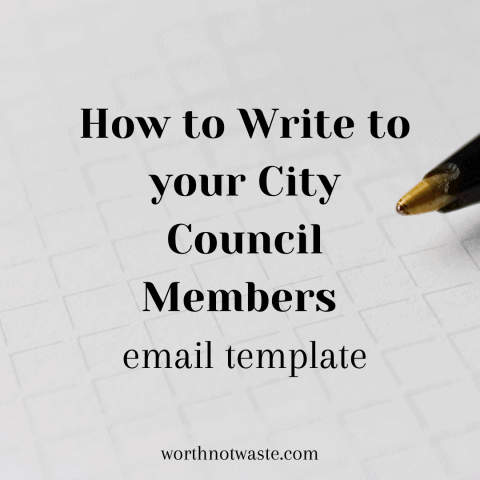 how to write to your city council members email template text on background with a pen and piece of paper